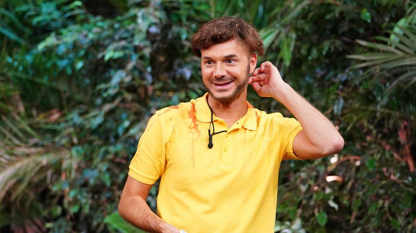 Sam Dylan in der Dschungelshow
