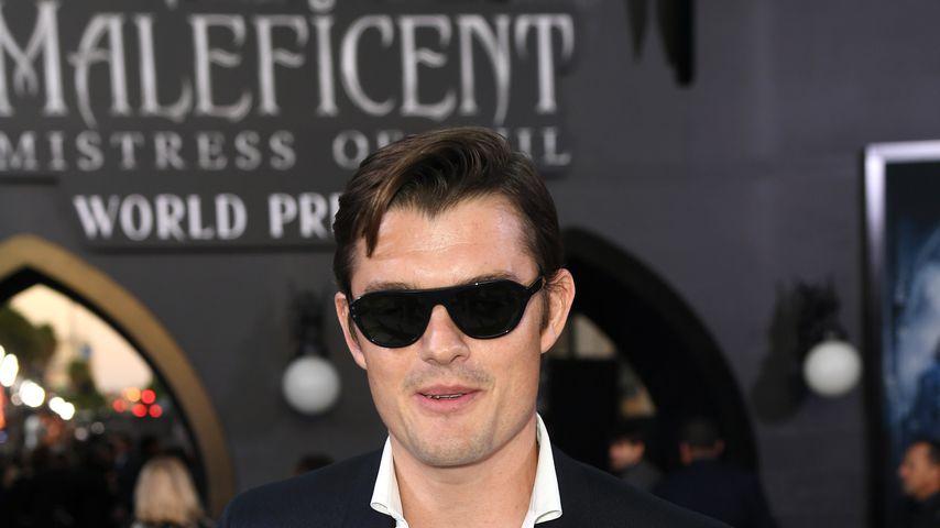"""Darum war """"Maleficent 2""""-Dreh für Sam Riley viel entspannter"""