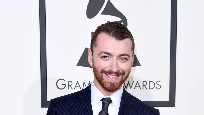 Sam Smith bei den Grammys 2016