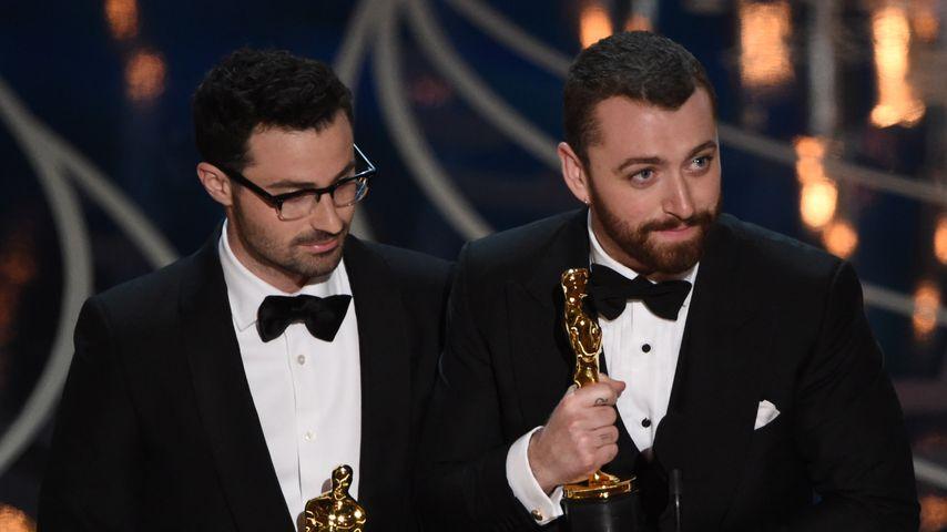 Überraschung! Oscar für Sam Smith, Lady GaGa geht leer aus