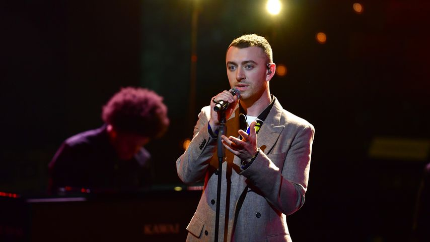 Sam Smith bei der Bambi-Verleihung in Berlin