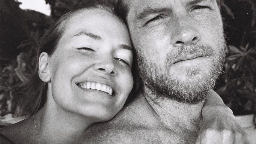 Sam Worthington und Lara Bingle