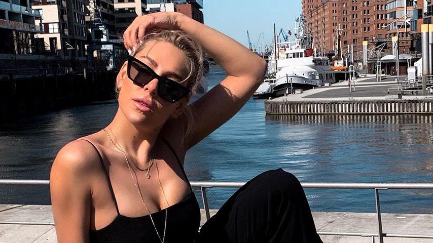 Zu sexy: Droht eigene Familie Bachelor-Girl Samantha Justus?
