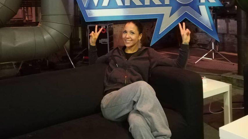 """Samara Alessa bei """"Team Ninja Warrior"""""""