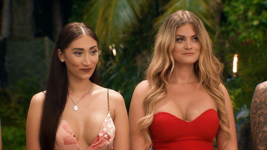 """Samira Klampfl und Christina Braun, """"Der Bachelor""""-Kandidatinnen"""