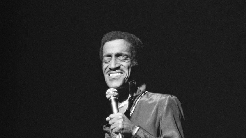 Sammy Davis Jr., Sänger