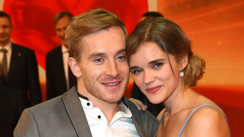 Samuel Koch und Sarah Elena Koch