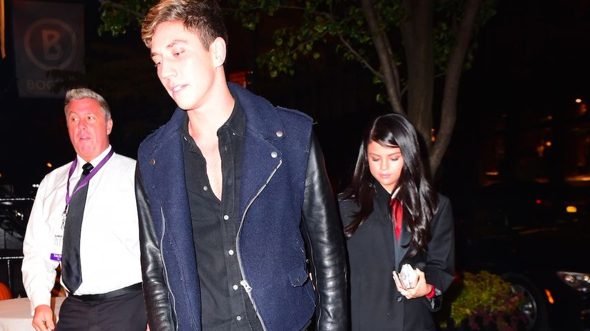 Hand in Hand: Datet Selena Gomez doch Gigi Hadids Kumpel?