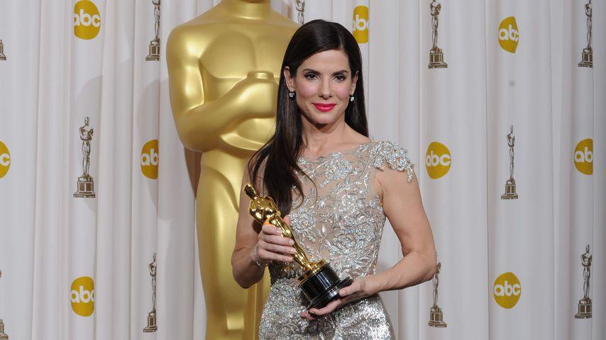 Sandra Bullock bei den Oscars 2010