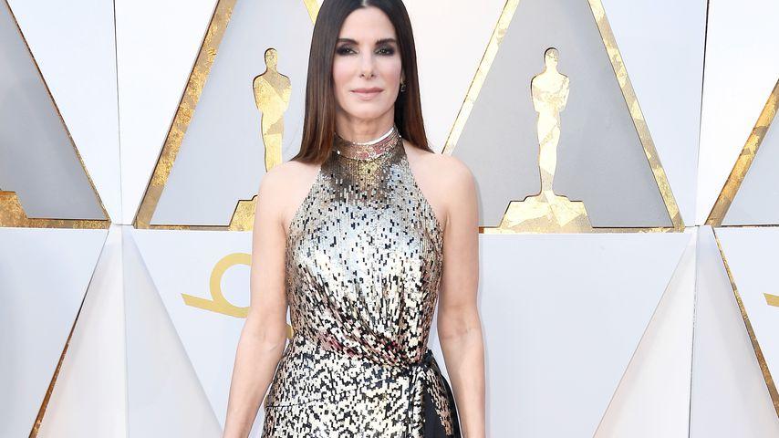 Sandra Bullock bei den Oscars 2018