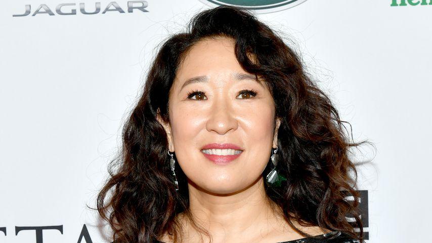 Sandra Oh, Schauspielerin