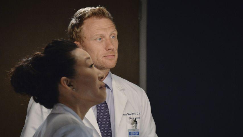 """Sandra Oh und Kevin KcKidd in """"Grey's Anatomy"""""""