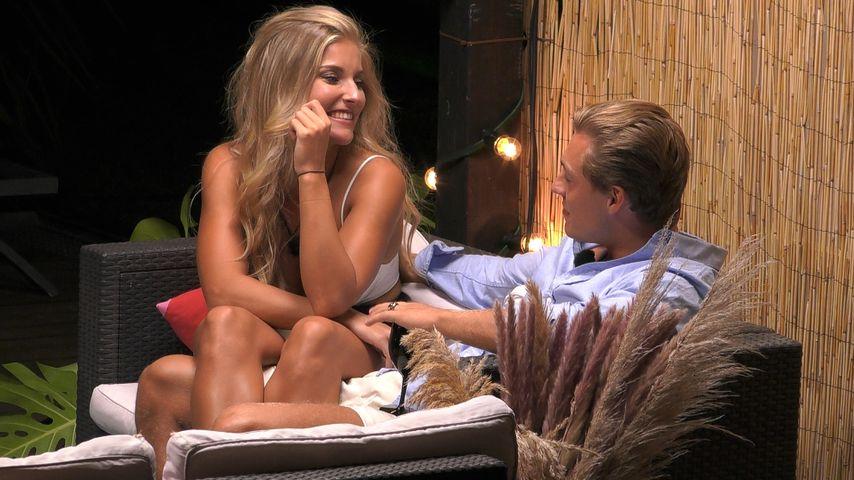 """Sandra und Henrik bei """"Love Island"""" 2020"""