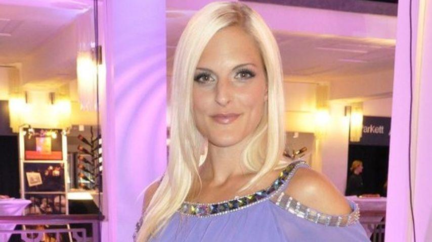 Sandy Mölling: Jetzt ist sie wirklich ein Engel