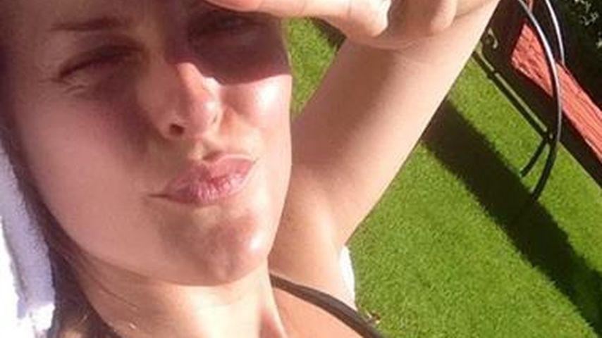 Heiß! So sexy brutzelt Sandy Mölling in der Sonne