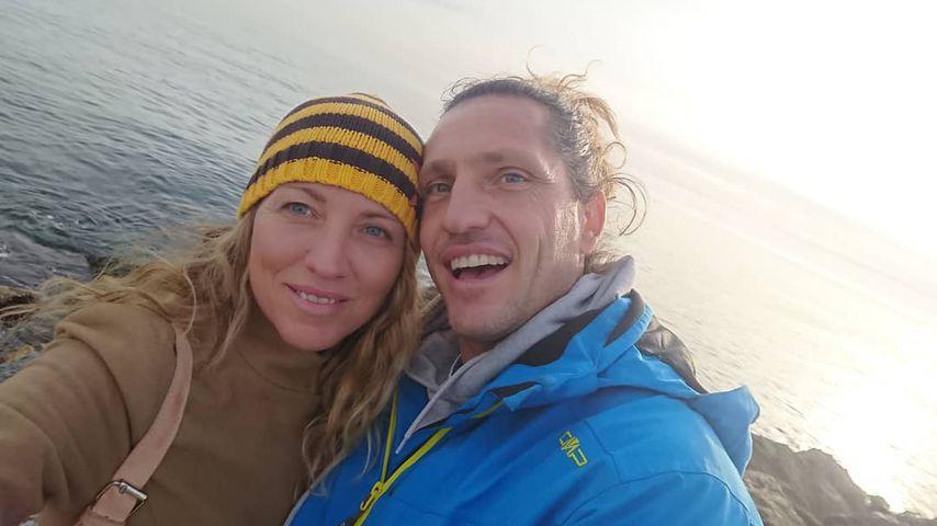 Sanny van Heteren und ihr Mann Inaki
