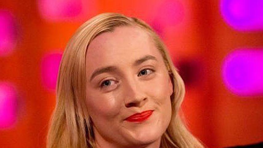Saoirse Ronan in der Graham Norton Show