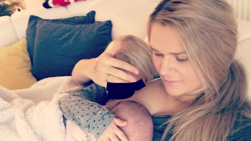 Sara Kulka in Panik: Ihr Baby bekam keine Luft mehr!