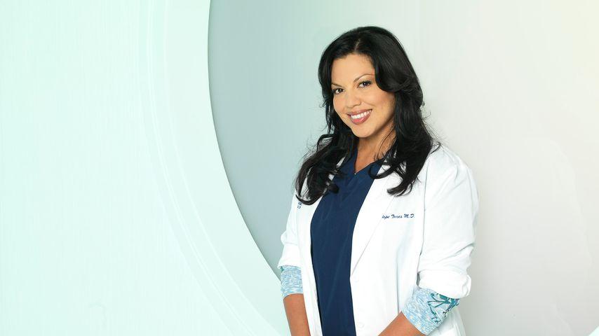 """Sara Ramírez als Callie Torres in """"Grey's Anatomy"""""""