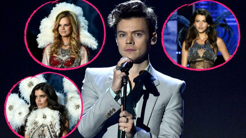 Peinlich? Hier performt Harry Styles vor 3(!) Ex-Freundinnen