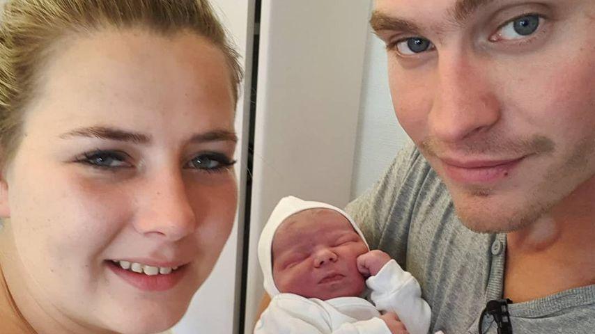 Sarafina und Peter Wollny mit ihrer Nichte Anastasia Sophie