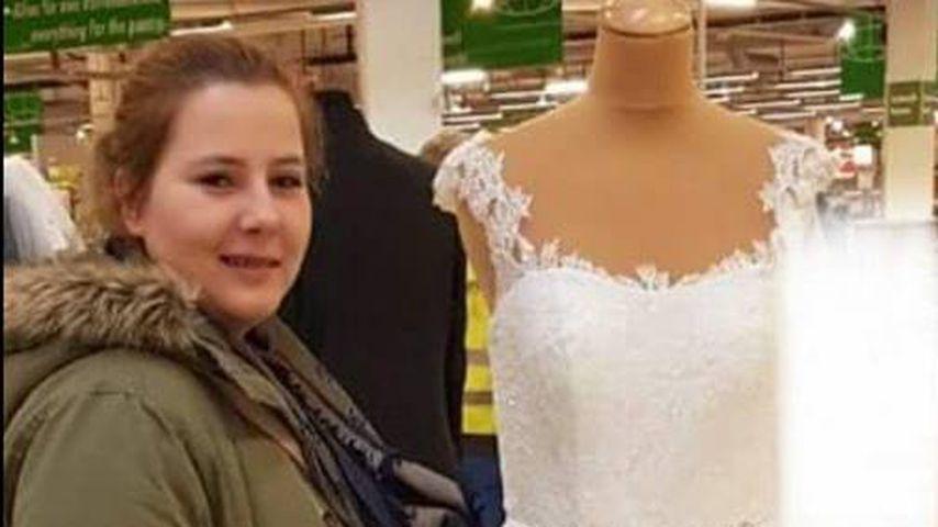 Bummeln im Brautladen: Sarafina Wollny bald unter der Haube?