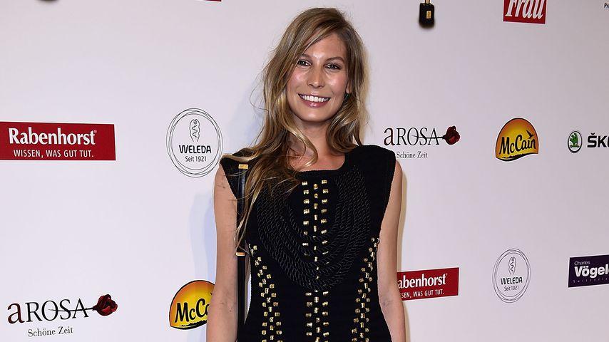 Sarah Brandner bei der Goldene Bild der Frau Verleihung 2015
