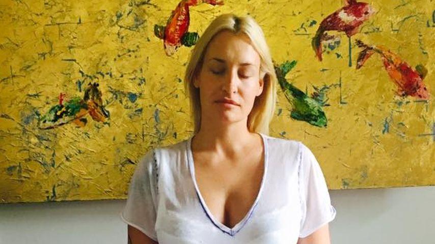 Sarah Connor: Kugelrunder Yoga-Spaß mit Baby im Bauch!