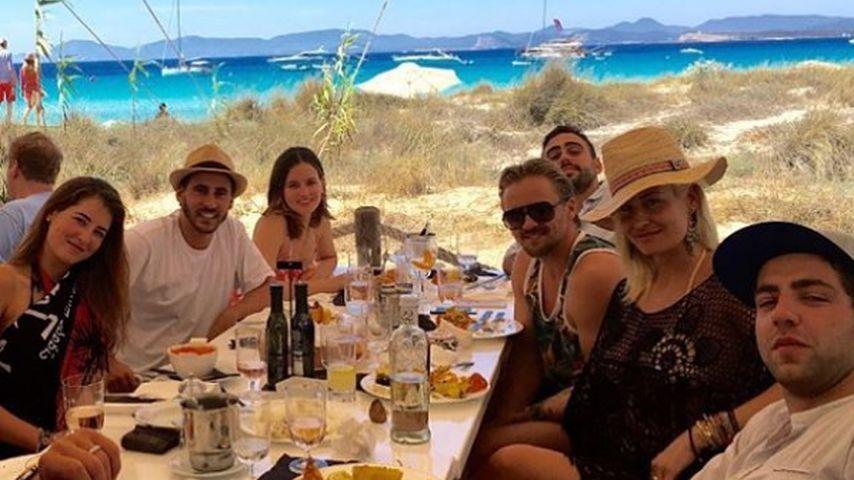 Sarah Connor: Mit dem ganzen Familien-Clan im Urlaub!
