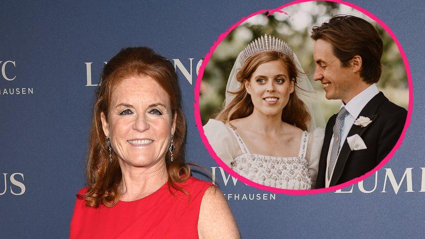 "Beatrice' Hochzeit: Mama Sarah Ferguson ist ""so stolz"""