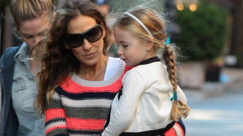Sarah J. Parker: Ihre Kids haben eigenen Mode-Stil