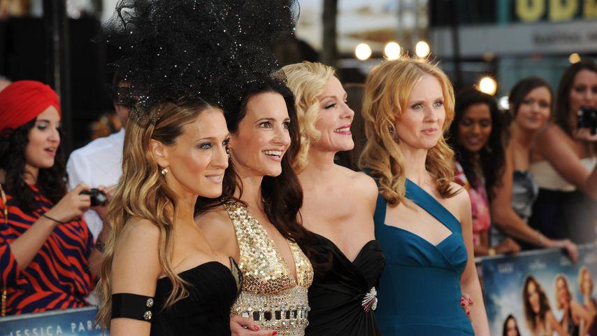 Sarah Jessica Parker: Stil-Ikone eignete sich nicht als Kuh