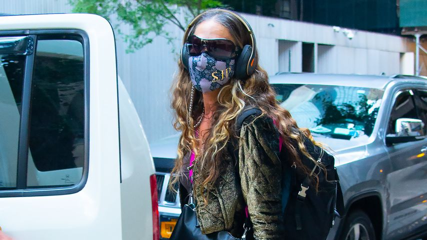 Sarah Jessica Parker in New York, Oktober 2020