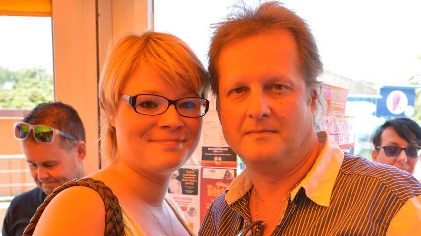 Sarah Liesenhoff und Jens Büchner im Mai 2015