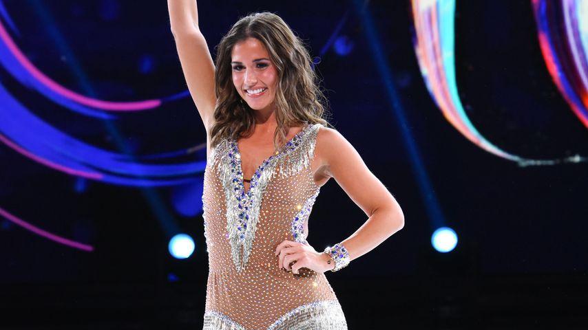 """Sarah Lombardi bei """"Dancing on Ice"""""""