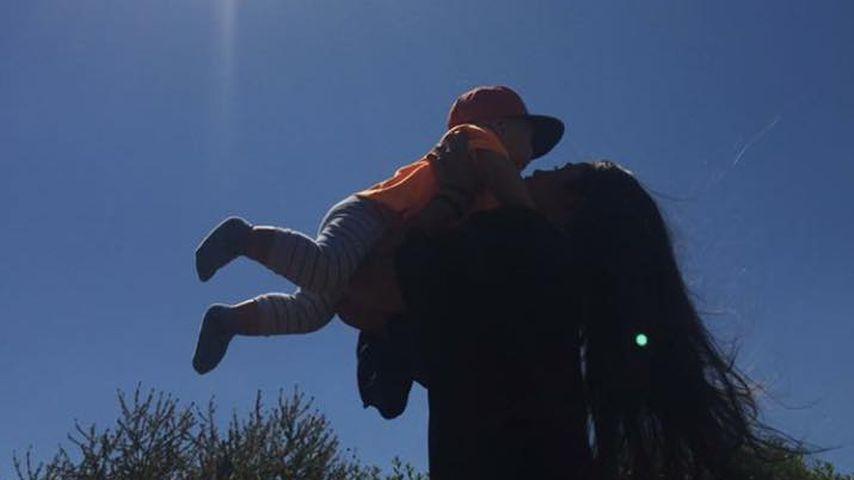 Zum Muttertag: Sarah Lombardis süße Worte an Baby Alessio