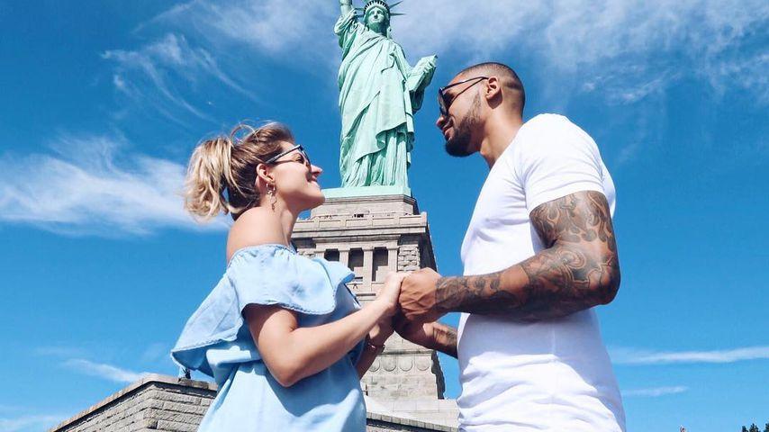 Endlich verlobt: Schwangere Sarah Nowak sagt ja zu Dominic!