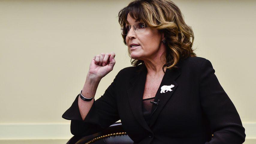 Sarah Palin in Washington
