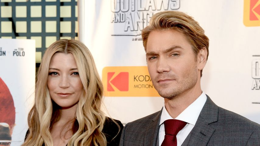 Sarah Roemer und Chad Michael Murray 2016 in Beverly Hills