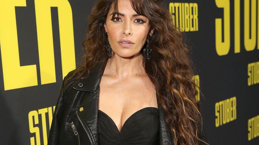 "Sarah Shahi bei der ""Stuber""-Premiere in L.A. im Juli 2019"