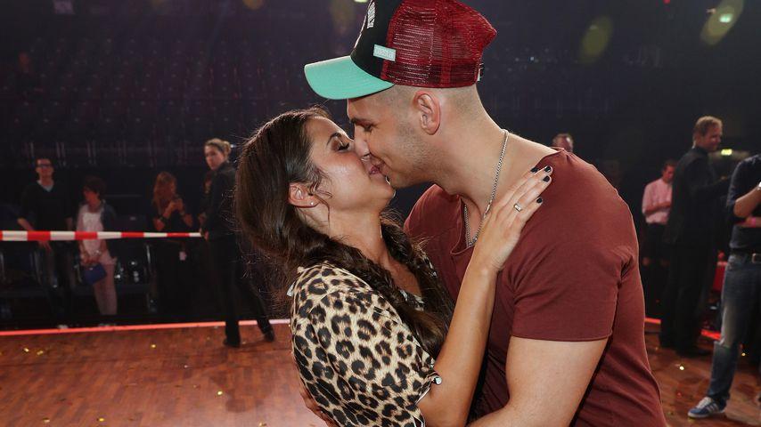 "Sarah und Pietro Lombardi bei ""Let's Dance"" 2016"