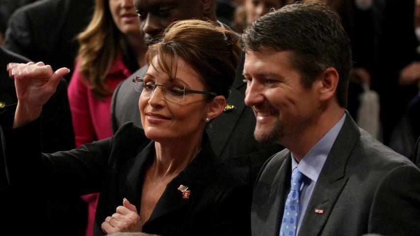 Sarah und Todd Palin im Oktober 2018