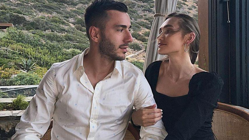 Sargis Adamyan und Anna Wilken