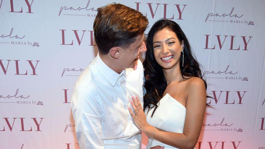 Wegen Schwangerschaft: Paola Maria kann Ehering nicht tragen