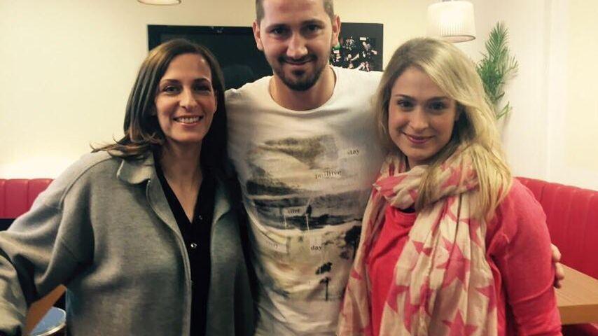 Volltreffer: Bundesliga-Star zu Gast bei GZSZ