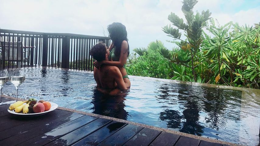 Mega-Luxus! Paola Maria präsentiert teure Honeymoon-Suite