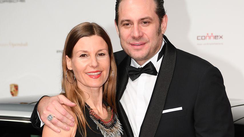 Sascha Vollmer (r.) und seine Partnerin Jenny