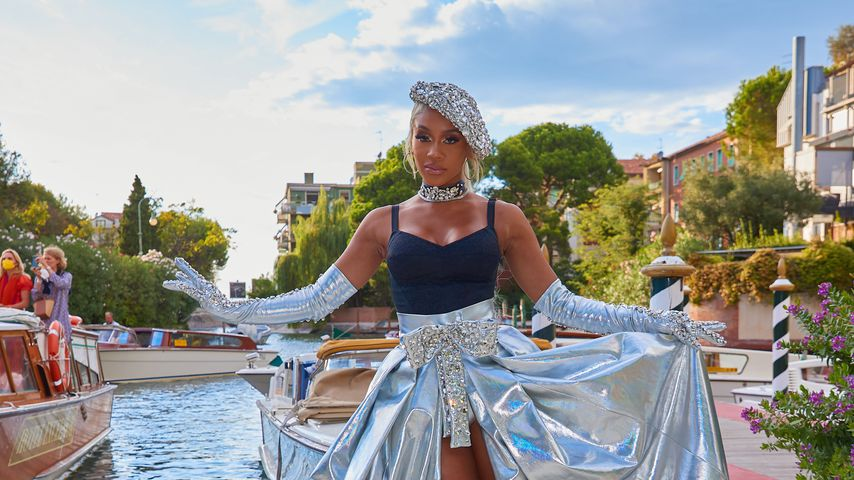Saweetie beim Event von Dolce & Gabbana in Venedig