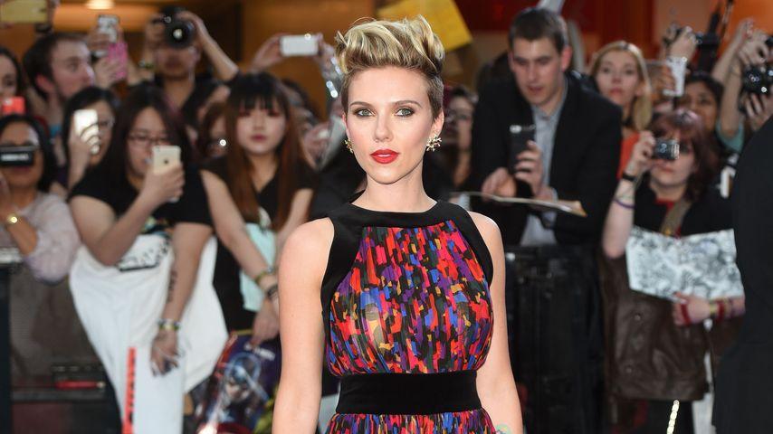 """Scarlett Johansson bei der """"Avengers""""-Premiere"""
