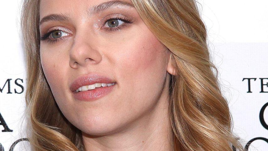 Scarlett Johansson: Hat sie sich etwa verlobt?